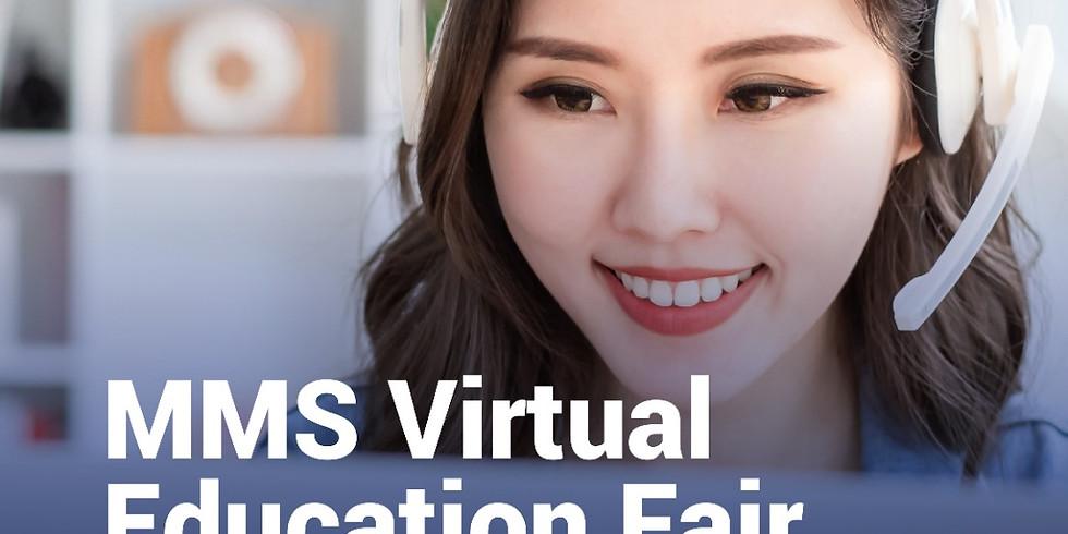 MMS VIRTUAL EDUCATION FAIR