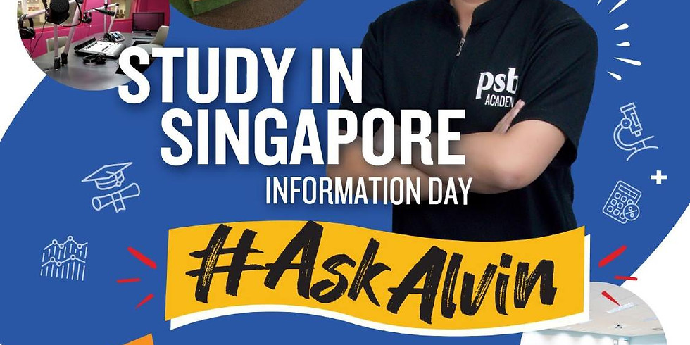 Study In Singapore Information Day