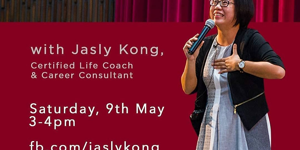 Finding Life Direction with Jasly Kong