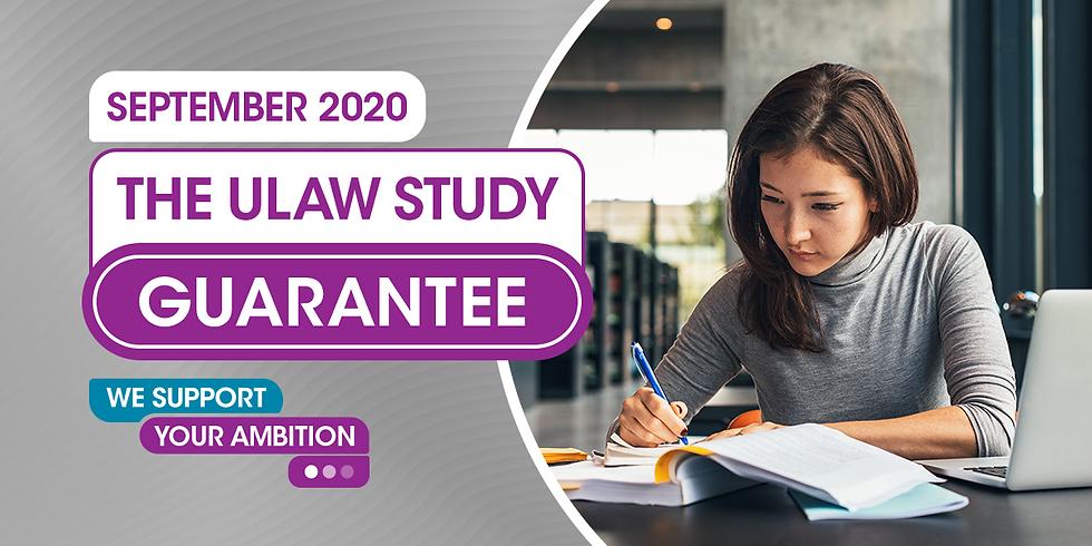 The ULAW Study Guarantee