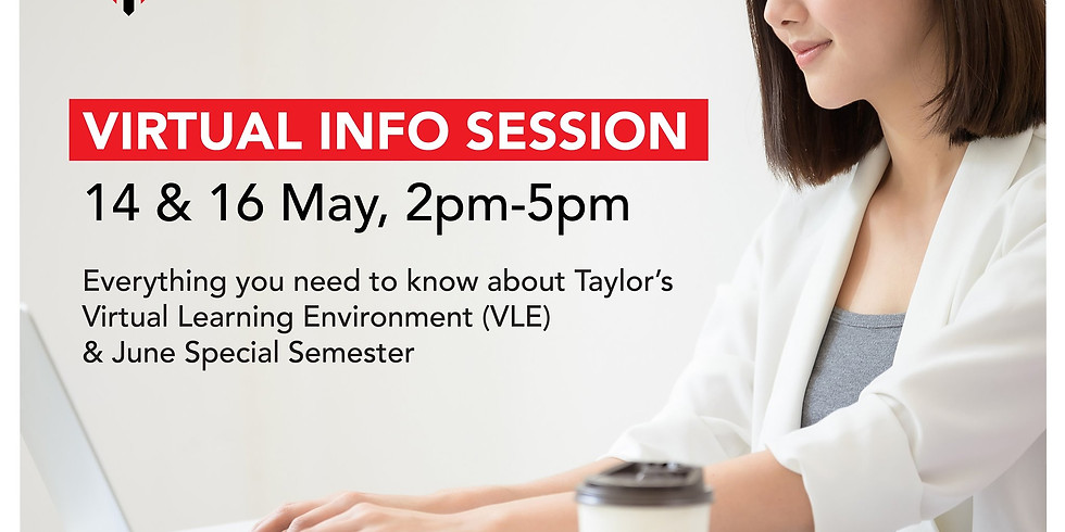 Taylor's Virtual Info Day
