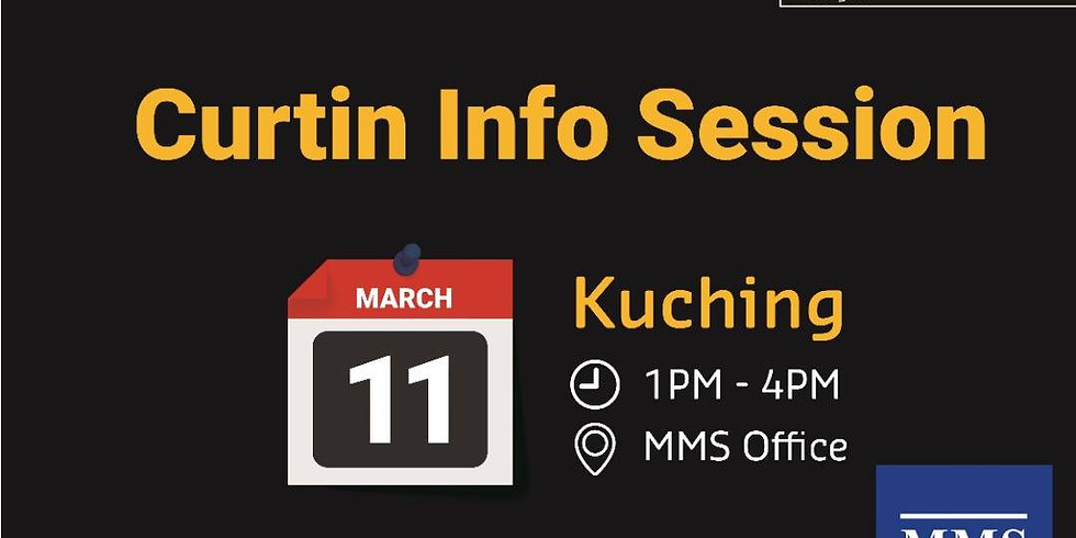 Curtin Info Session