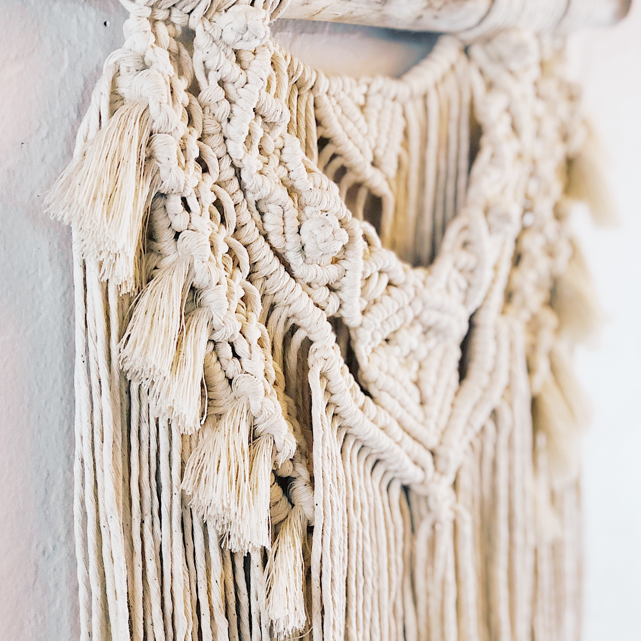 Beginner Macrame, at Gather and Mill