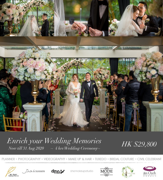 Enrich your Memories Wedding Package