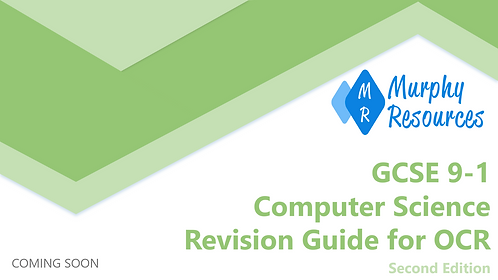 GCSE 9-1 Computer Science Revision for OCR (2020)