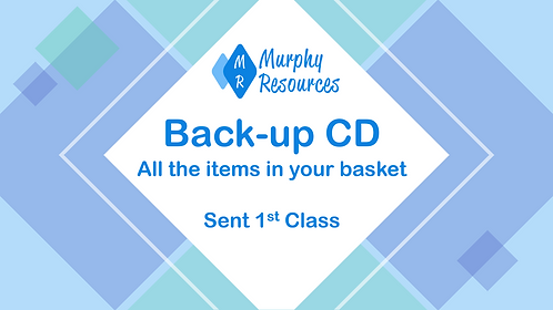Back-up CD