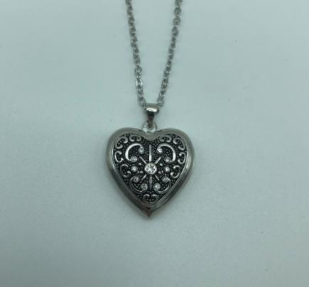 Antique Heart Locket