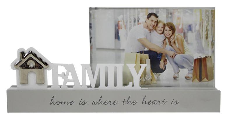 Pop up Family Frame
