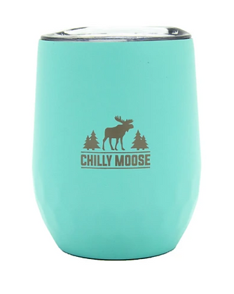 Chilly Moose Boat House Wine Tumbler