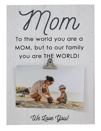 4x6 Clipboard Mom Frame