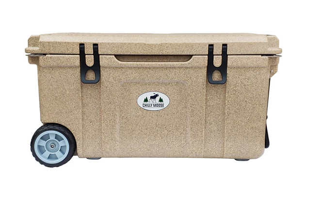 Chilly Moose 75L Ice Box with Wheels