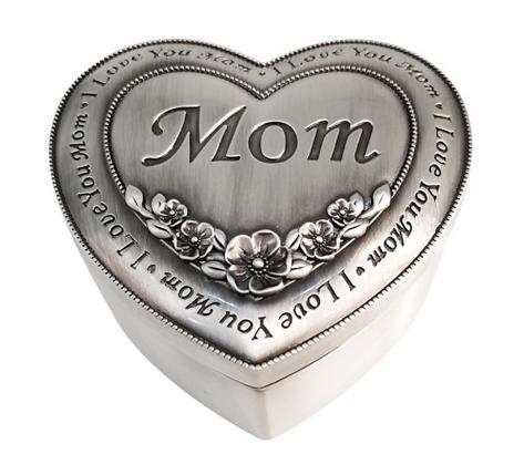 Mom Jewelry Box