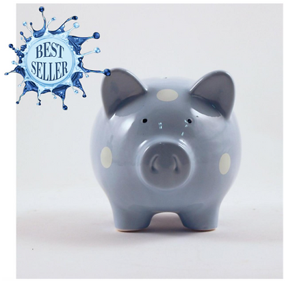 Spotted Pig Piggy Bank