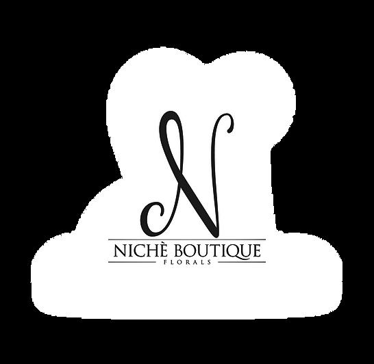 Niche Boutique Florals Logo