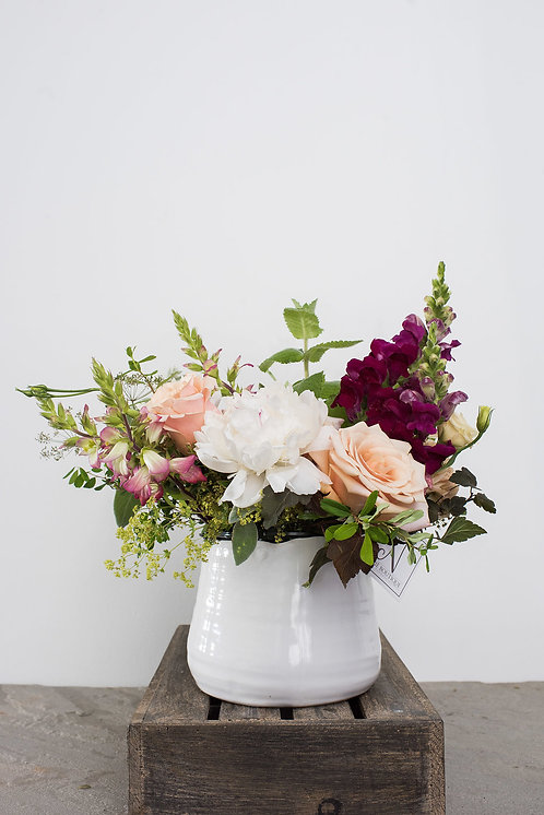 French Country Arrangement ~ From $65