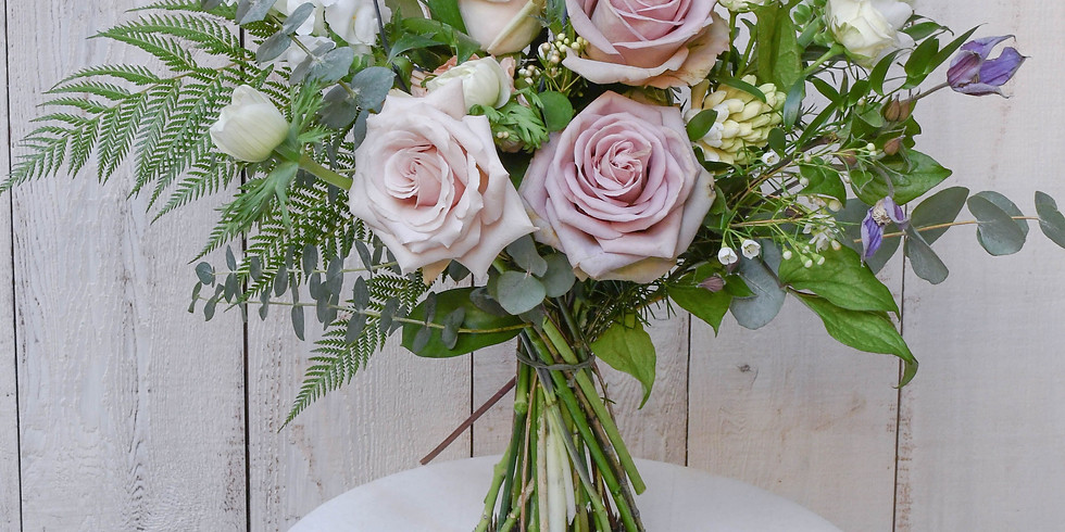 Spring Equinox Hand-tied Bouquet Workshop $145