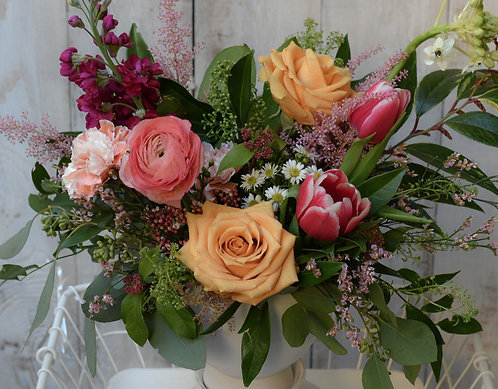 Niche Boutique French Country Arrangement~ From $65