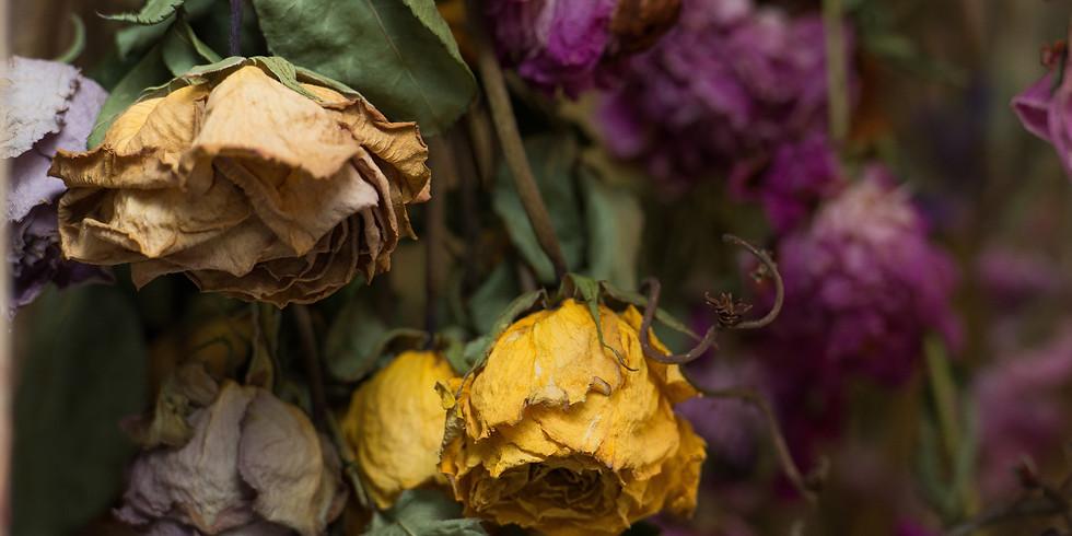 Dry Bouquets Workshop $145