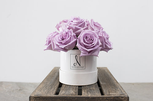 Large Rose Hat Box ~ $75