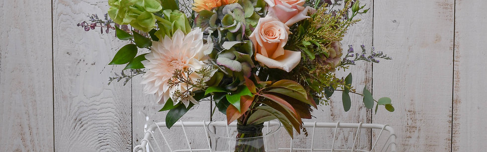 Fall 2020 Bouquet Subscription