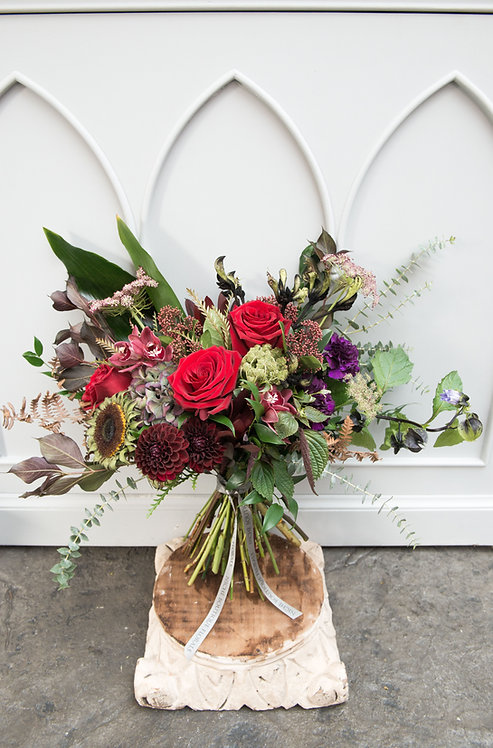 Hand Tied Bouquet ~ From $35