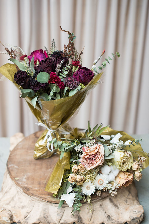 Everlasting Bouquet ~ From $29