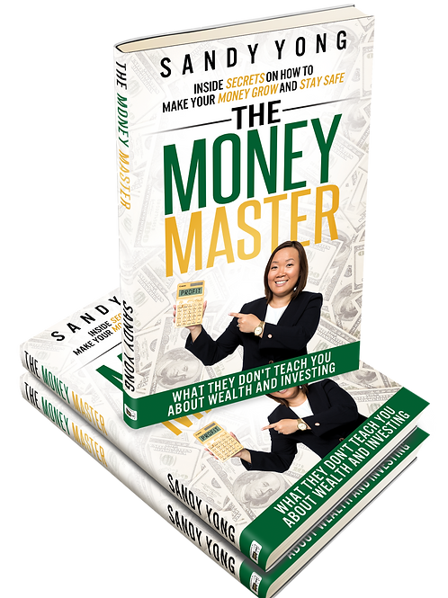The Money Master Book: Soft Cover