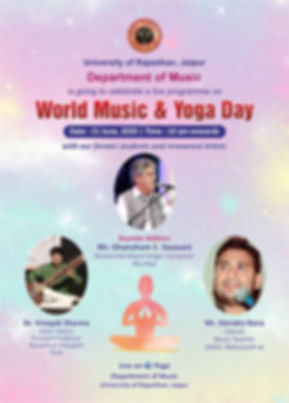 World Music Day 2020