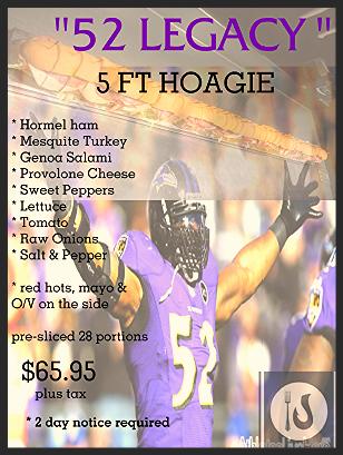 5 FT Hoagie