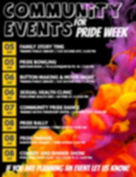 Copy of Team Sport Simple Schedule Flyer