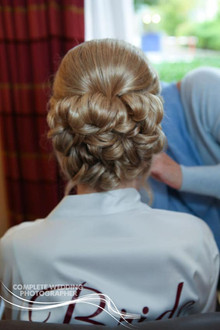 Perfect Wedding Hair & Makeup