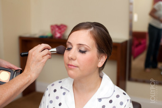 Perfect Wedding Make Up