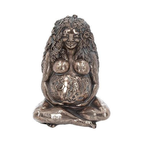Bronze Gaia 17.5cm