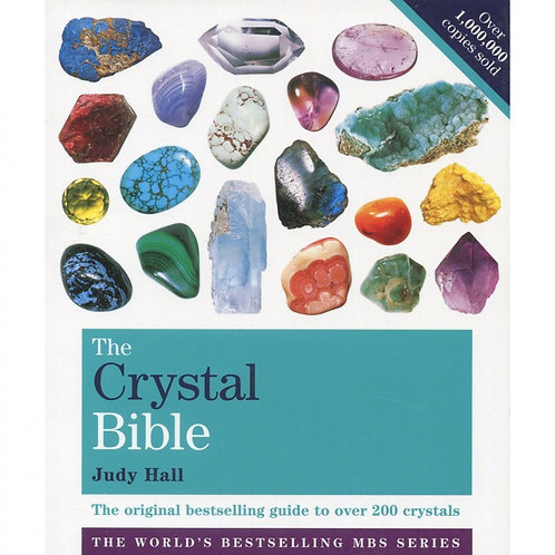 The Crystal Bible 1, 2