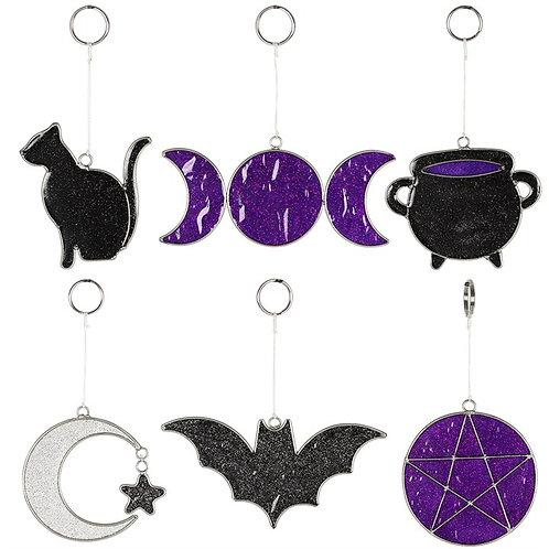Witchy suncatcher