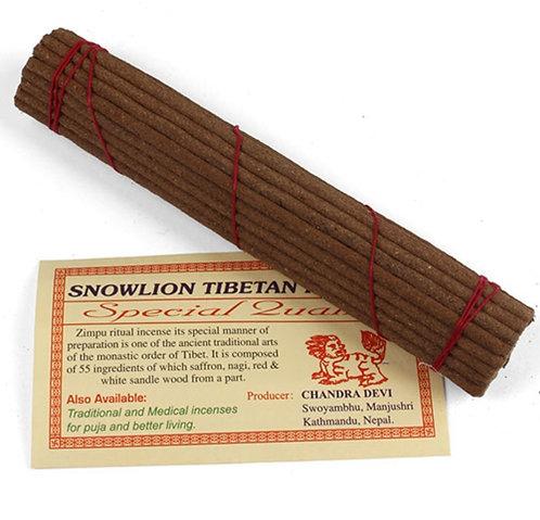 Snowlion tibetan incense