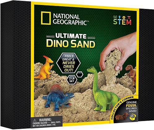 Dino Sand National Geographic