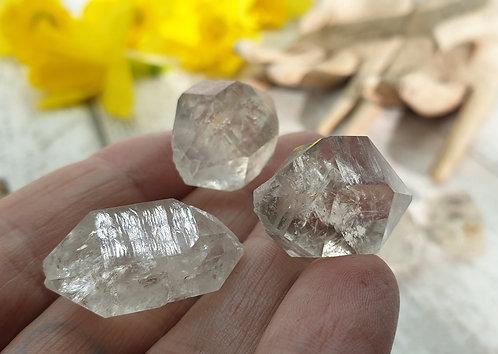 Herkimer diamond low grade