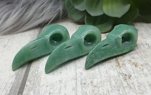 Amazonite Bird skull
