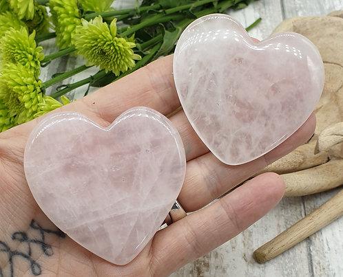 Heart shape massager