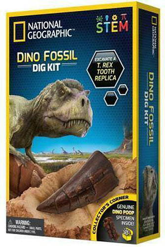 Dino Fossil Kit National Geographic