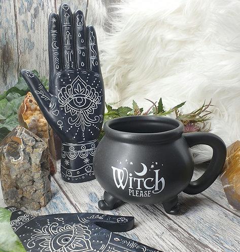 Witch please mug