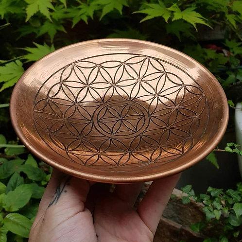 Flower of life bowl