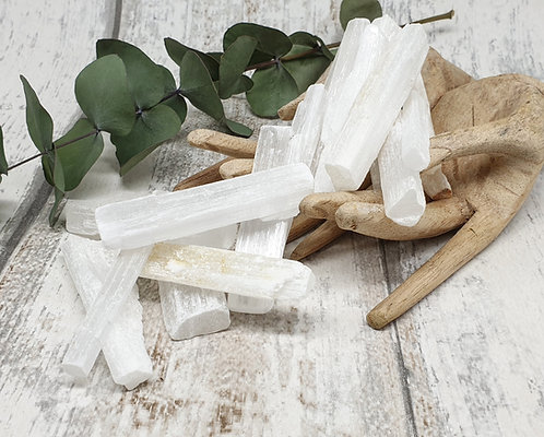 Satin spar / Selenite sticks