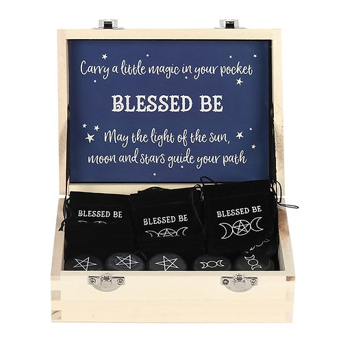 Blessed be token