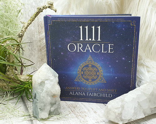 11.11 Oracle Book Alana Fairchild