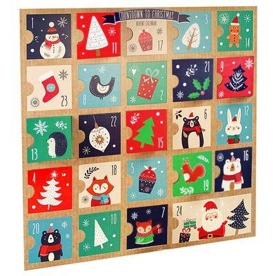 Pre filled Advent Calendar
