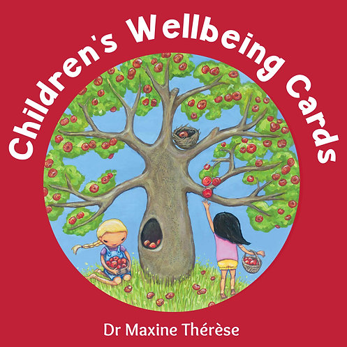 Childrens wellbeing cards oracle
