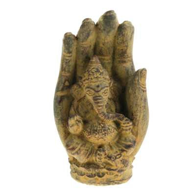 Ganesh in hand