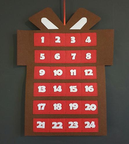 Felt Advent Calendar